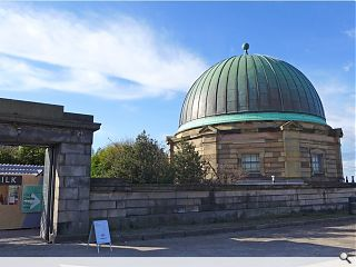 Collective Architecture take reins at Edinburgh City Observatory