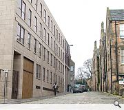 Accommodation will turn the corner into West Norton Place