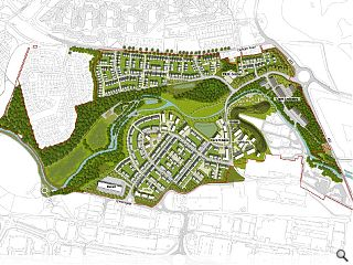 850-homes earmarked for Glenrothes paper mill
