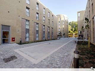 234-bed Dalry student housing complex completes