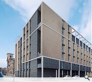 Recent public realm enhamcements have uplifted the area following completion of the Theatre Royal extension