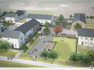 Headway made on 69 homes at Slackbuie