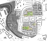 Grfeen architecture will connect planned residential development