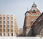 Much of Richmond House will be rebuilt to accommodate its high-profile new role