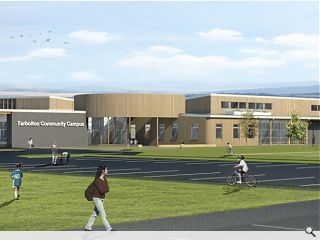 Work to get underway at Tarbolton Community Campus