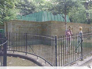 Glasgow Cathedral toilet block earmarked as dining destination