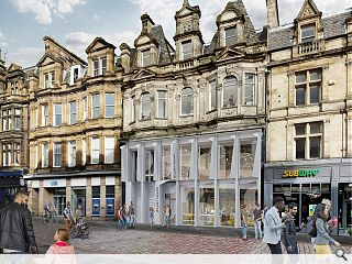 Paisley Learning & Cultural Hub to reinvigorate the High Street