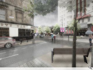 Summer start for £115m Sauchiehall Avenue public realm work