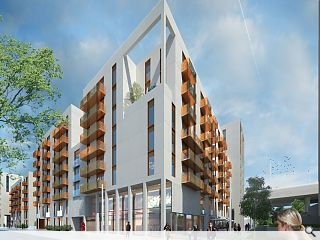 Axis Mason further develop City Wharf designs ahead of site start
