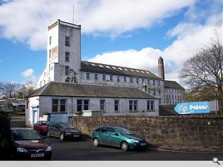 Mixed use plan floated for site of former Johnstone mill