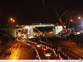 M80 bypass nears completion