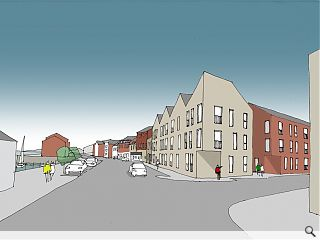 Ayr amenity flats submitted for planning approval
