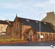 Historic Scotland judged the existing hall to be not worth listing