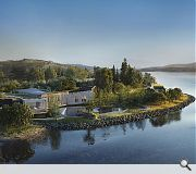 Plans will be filed with Loch Lomond & The Trossachs National Park authority in a matter of weeks