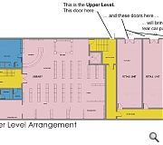 This floorplan elicited some confusion at a recent community meeting