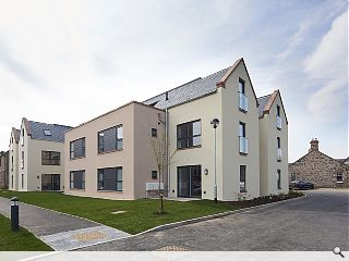 Inverness Midmills campus delivers 30 homes for changing needs