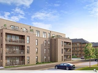 Jordanhill Park expands further with 26 new apartments