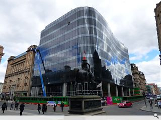 BAM's 110 Queen Street build nears completion