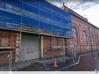 Family play centre proposed for B-listed Laurieston Printworks