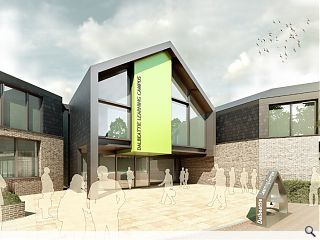 Outline design for Dalbeattie Learning Campus unveiled
