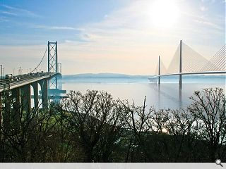 Preferred bidder named for Forth Replacement Crossing