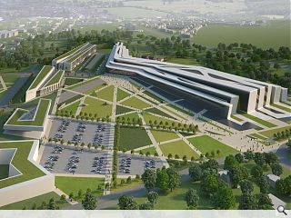 Contractor team appointed for AECC redevelopment