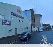 An industrial brick warehouse will be demolished to make way for the homes