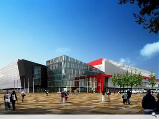 Aberdeen Arena approved