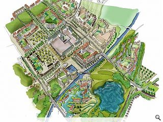 Construction commences on £1bn Winchburgh New Town