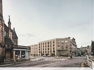 Office-led build to heal Dundee streetscape