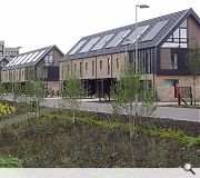 Athletes Village, Dalmarnock, RMJM