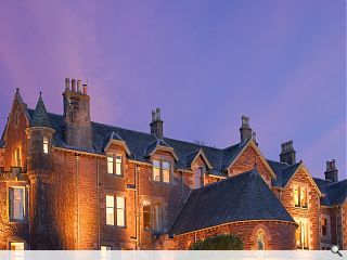 Andy Murray seeks Cromlix House Hotel extension