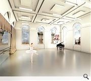 A new dance studio will be among the facilities introduced