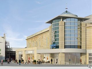 Inverness mall revamp to enhance leisure offer