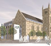 £19.3m Dumbartonshire Council HQ goes to public consultation