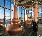 Visitors can now enjoy a dram on the Clyde for the first time in over a century