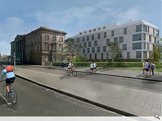 Residential ambition harboured for Dundee Custom House