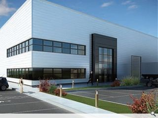 Groundworks commence at Aberdeen Airport business park