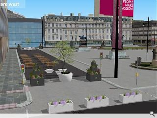 Emergency George Square social distancing measures to be updated