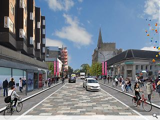 Public have their say on Byres Road refresh