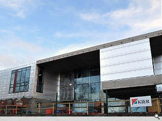 New look Ayr Academy takes shape