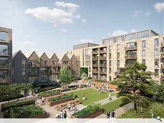 Artisan bring sustainable city living to Corstorphine