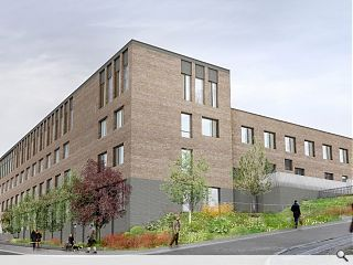 Twin health centres to break ground in Greenock and Stobhill