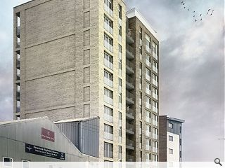 High-rise, low-carbon Finnieston tower to raise standards
