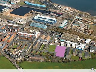Teague Homes bring forward revised plans for Leith Ropeworks homes