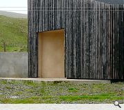 Ackling Cook Bothy, Ettrick Valley (Reiach and Hall Architects)
