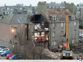Victoria House demolition to make way for new homeless accommodation