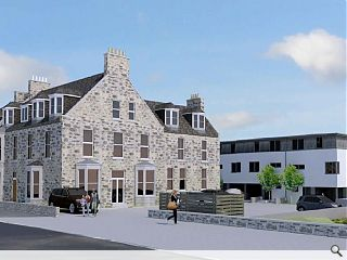 Newburgh hotel homes in on residential-led transformation