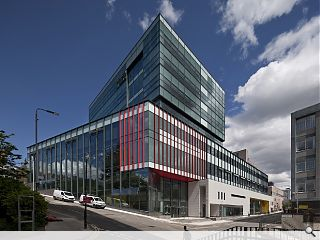 University of Strathclyde Learning & Teaching Hub opens its doors
