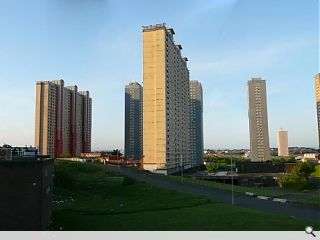 Triple suicide hits Glasgow's Red Road flats